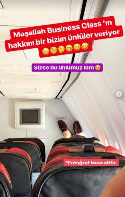 Mehmet Ali Erbilinuçaktaki görüntüsüne açıklama geldi