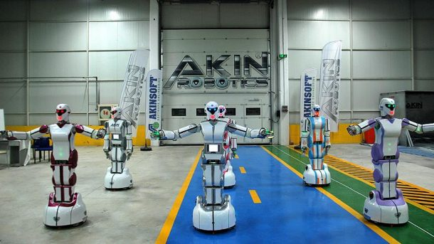 Mini Robot Ada
