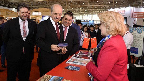 Türkiyeyi video ve Anadolu Atesi ile tanitiyor