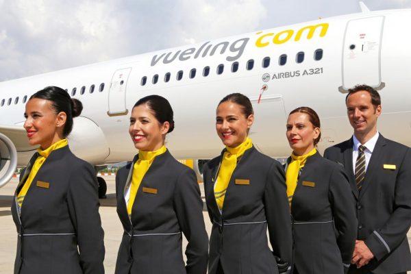Vueling Airlines, Eurovisionun resmi havayolu oldu