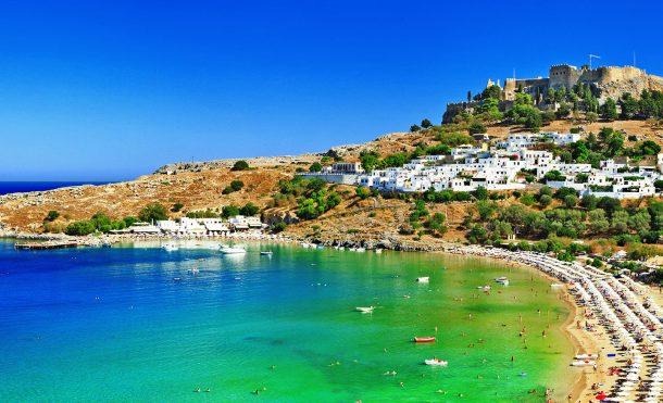 Yunan Adasi Rodos