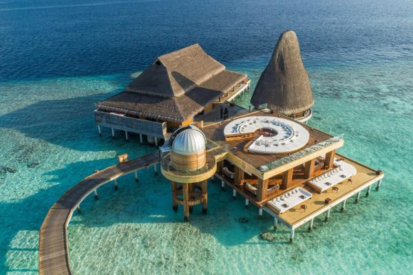 instagram icin maldivler Anantara Kihavah oteli