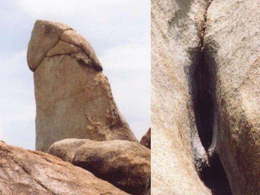 Tayland Koh Samui Büyükanne Büyükbaba kayalıkları