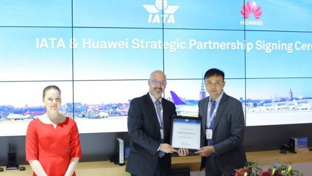 teknoloji devi Huawei, havacılık sektorune el atti!