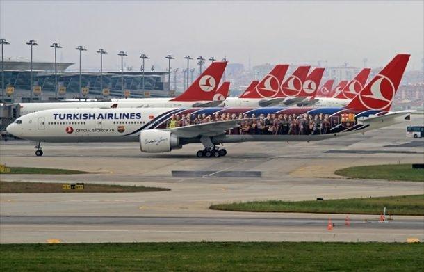 THY filosuna 6 yılda 207 yeni uçak dahil olacak