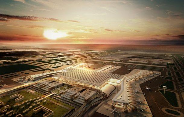 Yeni Havalimanı'nın özel salon sayısı belli oldu