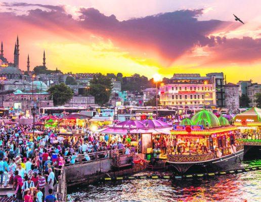İstanbul'un kültürel geleceği yeniden çiziliyor!