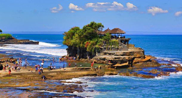 Tanrılar Adası'nın en güzeli: Tanah Lot