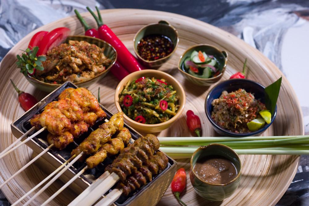 Balide yemek konusunda alternatif çok