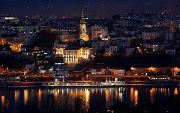 Gece hayatının hüküm sürdüğü şehir: Belgrad