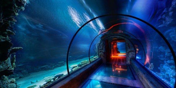 Maldivler Conrad Ragali otel sualti villası açılıyor