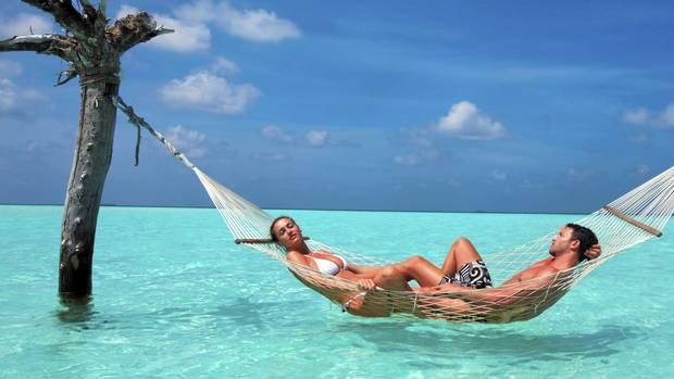 En güzel balayı tatilleri için Maldivler