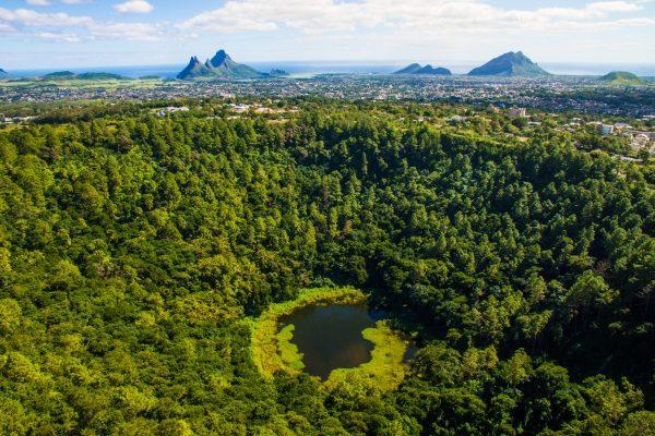 Mauritius Trou aux Cerfs