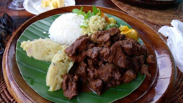 Mauritiusta yemek kültürü