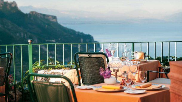 Rosellinis, romantik bir akşam yemeği için oldukça ideal bir yer