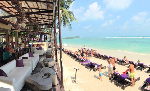Koh Samui Samrong plaji