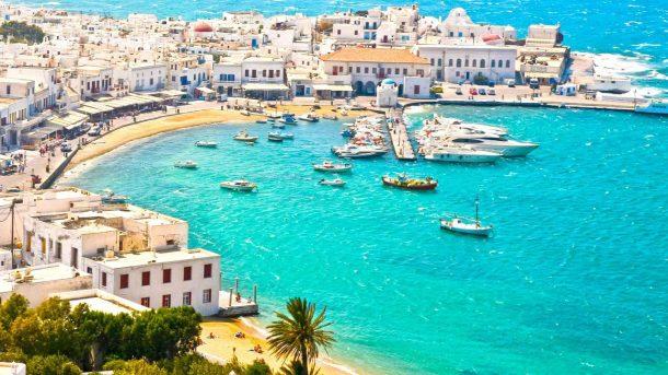 Yaz tatili için Yunan adaları çok cazip