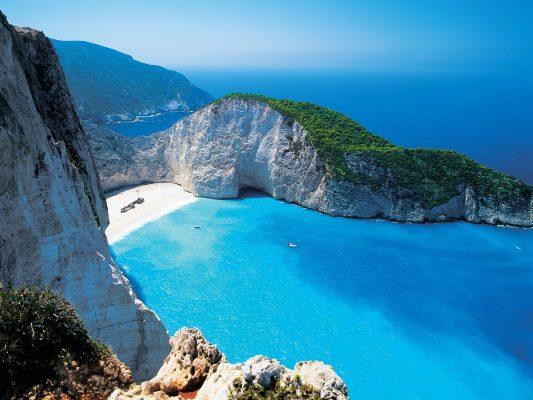 Yunanistanın Karayipleri İyon adaları