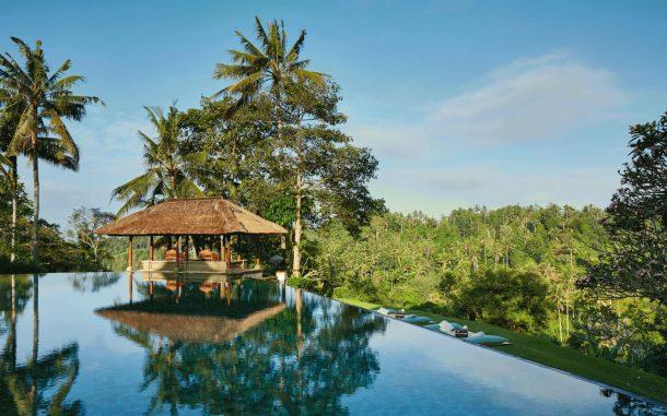 Balayı adası Bali'de Amandari'yi gezin