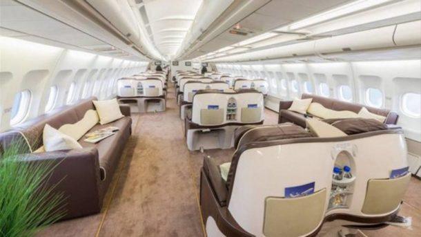 Arjantin Milli Takımı'nın uçağı hazır