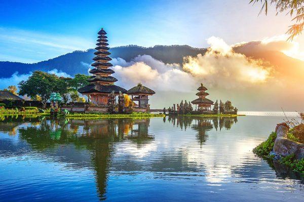 En iyi balayı tatili için Bali
