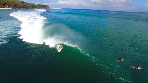 Bali'den sörf yapmadan dönmeyin