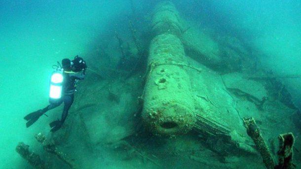 Çanakkale'de batık gemiler dalış turizmine açılacak