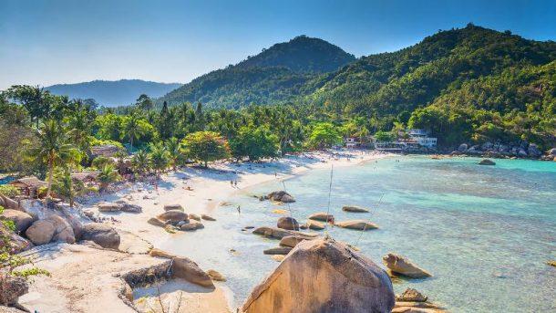 En iyi Koh Samui Plajları