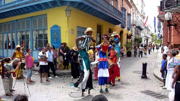 Farklı bir balayı için Küba