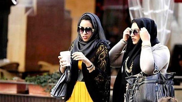 İranlı turistler