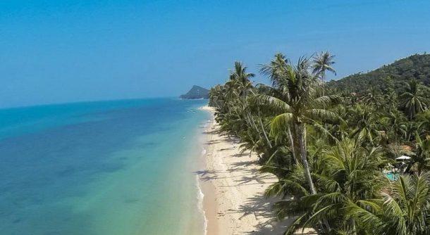 Koh Samui Bang Por plajı