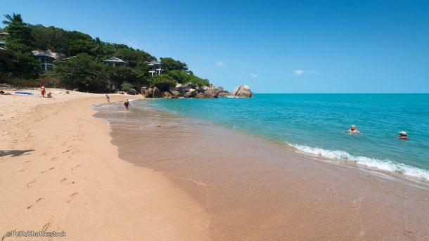 Koh Samui Lipa Noi plajı