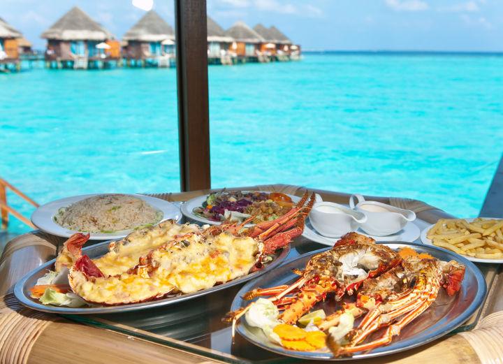 Maldivler'de yemek kültürü balık üzerine kurulmuştur