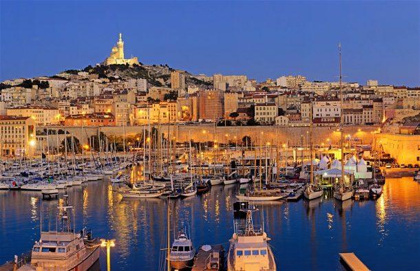Fransanın en eski kenti Marsilya