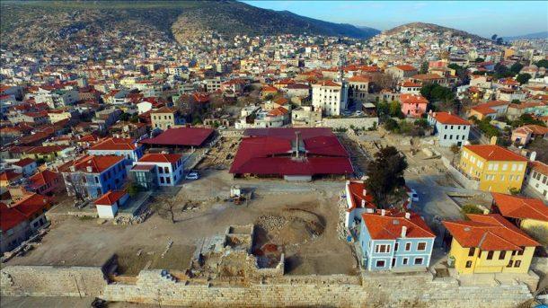 Milas'ın tarihi evleri turizme açılıyor!