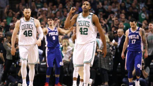 NBA'de Doğu Konferansı'nın ikinci finalisti Boston Celtics