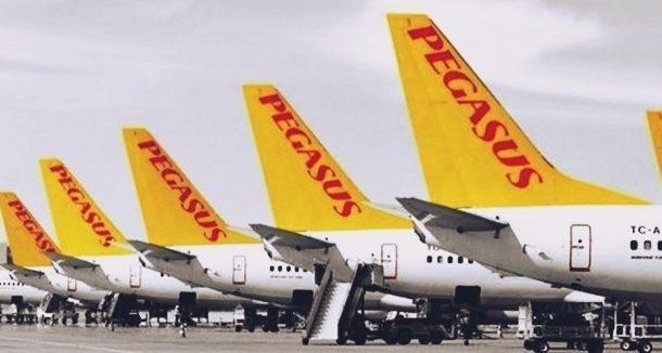 Pegasus 5 ayda 12 milyon yolcuya ulaştı!