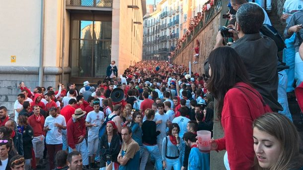 San Fermin İspanyanın en ünlü festivalidir