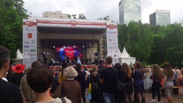 Türk Festivali Moskova'dan sonra şimdi de Varşova'da!