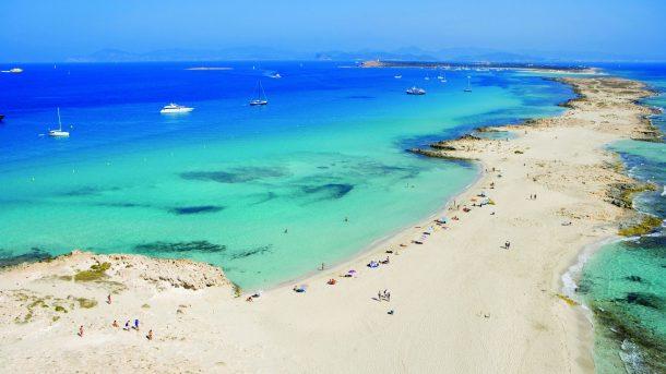 İspanyol Adası Formentera nerede?