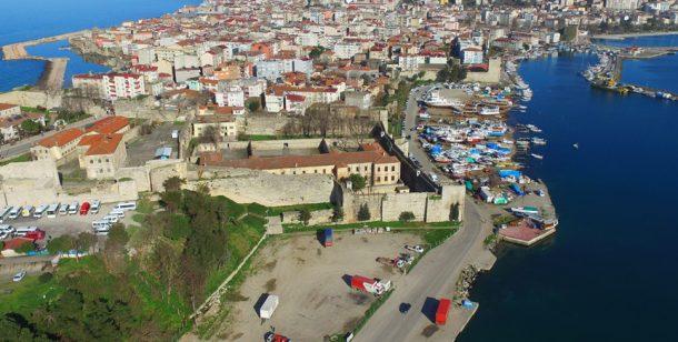 Sinop Cezaevi Anadolu'nun Alkatrazı