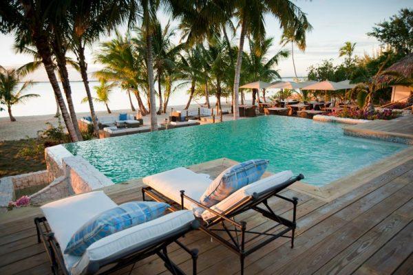 Bahamalar Tiamo Resort lüks Balayı oteli