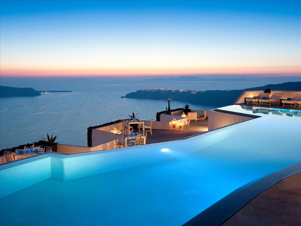 Carpe Diem Boutique Resort balayı tatili Santorini