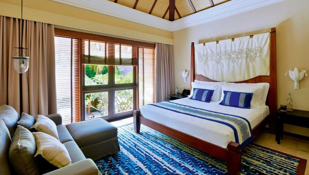 Mauritius Constance Belle Male Plage balayı oteli Afrika