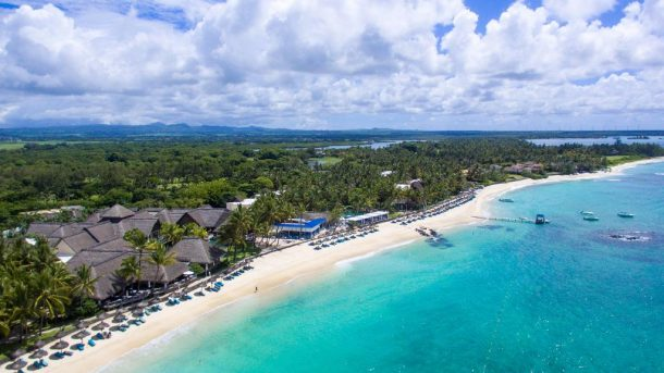 Mauritius Constance Belle Mare Plage balayı tatili