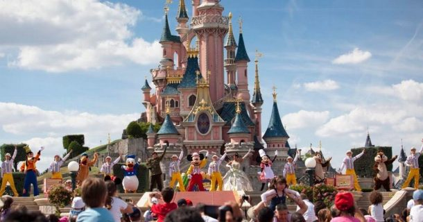 Disneyland'da balayı ruhunuza işleyecek