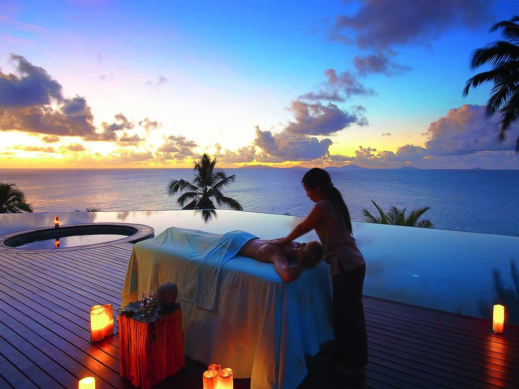 Şeyseller Fregate Island Resort lüks balayı tatili