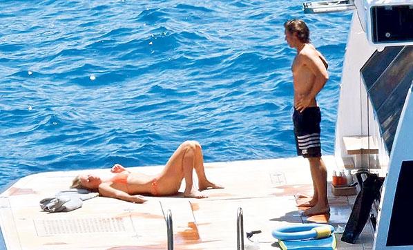 Gwyneth Paltrow (45) ile Brad Falchuk