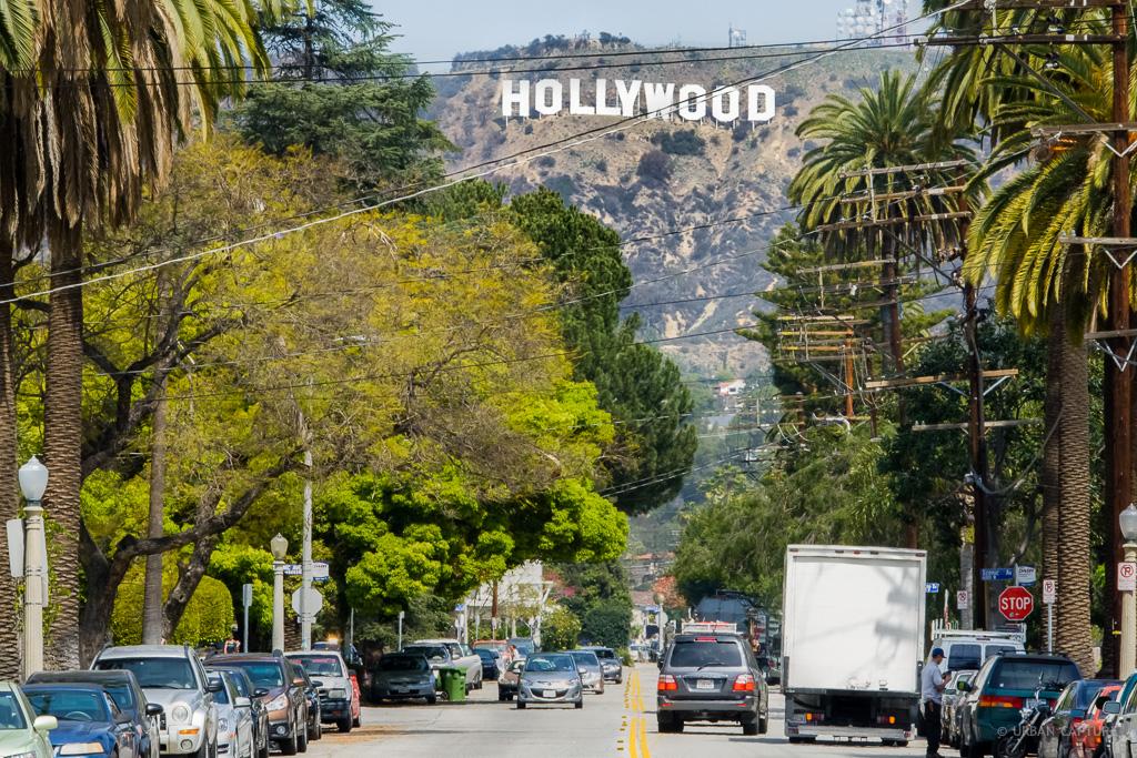 Los Angeles Hollywood  balayi tatili