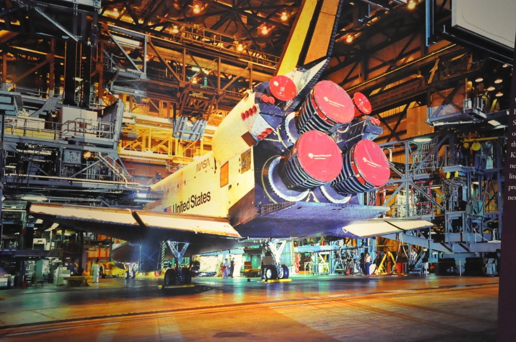 Kennedy Space  Center balayı tatili için gezin